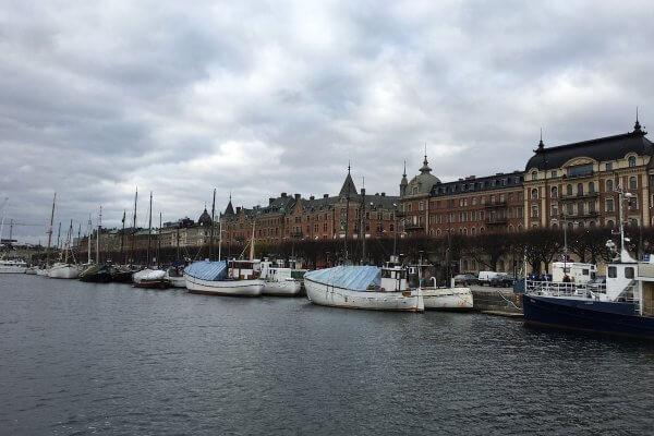 初めてのスウェーデン